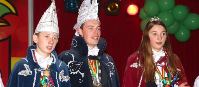 Nieuwe heersers Beringse Kuus!
